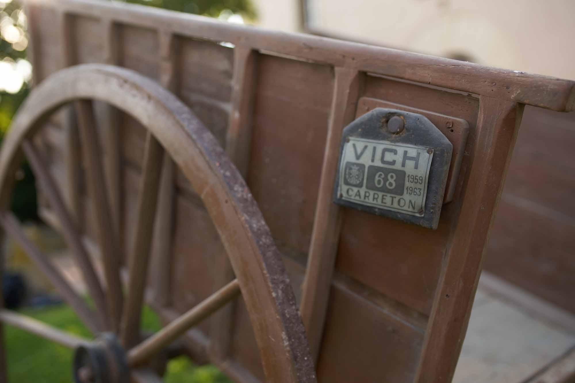 Història: Torre d'en Bru. Vic. Turisme Rural a Osona